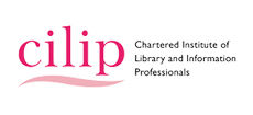Logo for CILIP