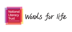 Logo for National Literacy Trust